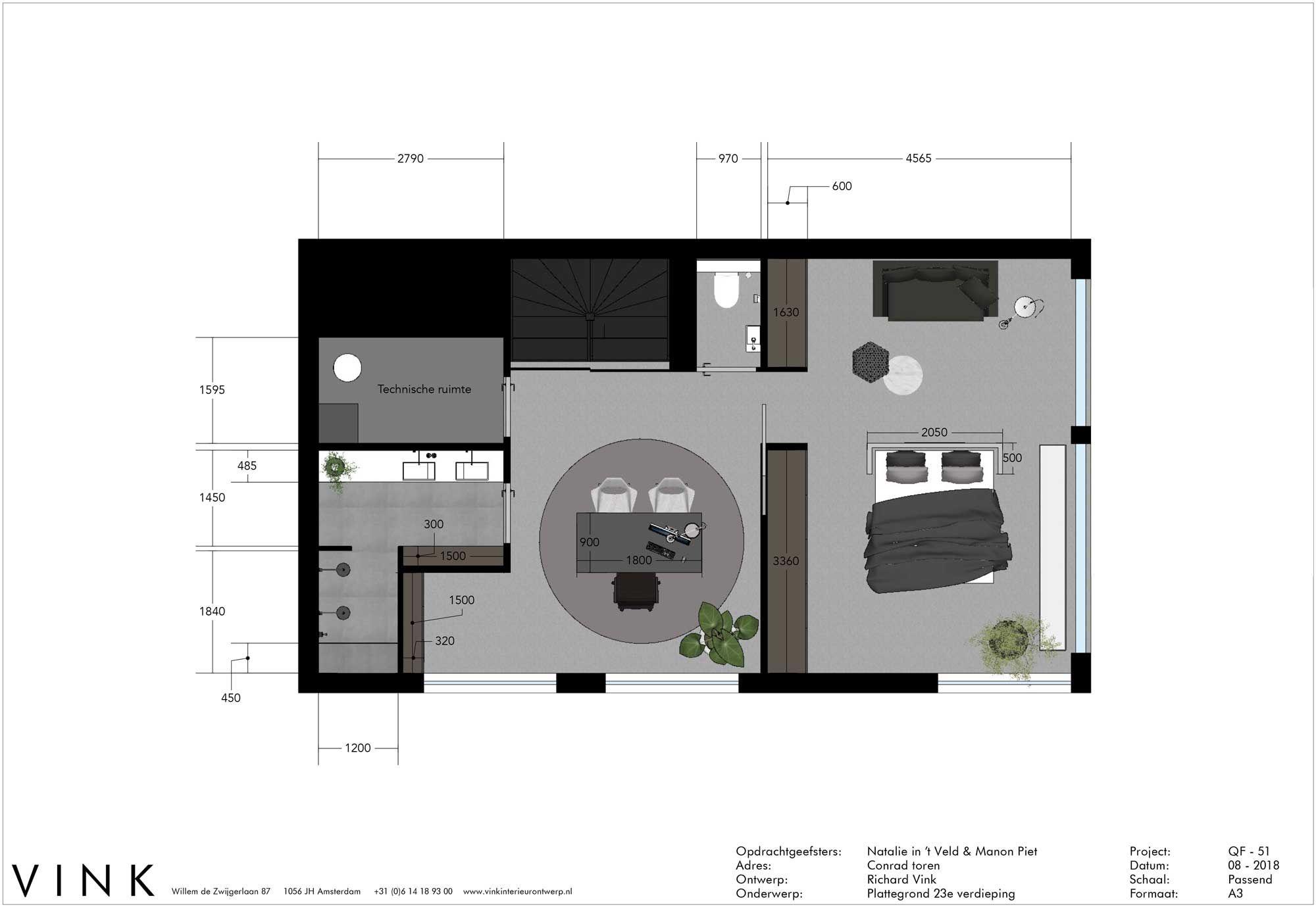 VINK interieurontwerp Quick Fix 1